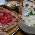 11月6日からズワイガニ漁解禁!!美味しいカニをご準備させて頂きます。